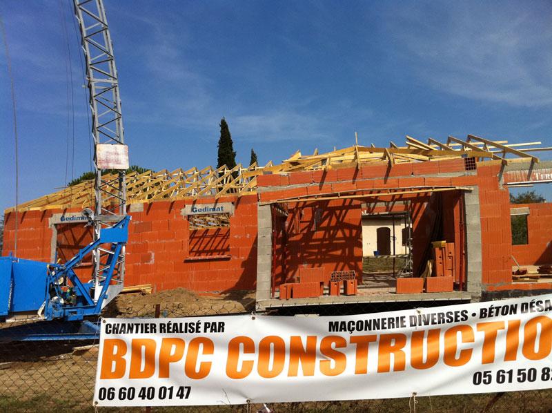 Constructeur de maisons en haute garonne 31 bdpc for Constructeur maison individuelle haute garonne